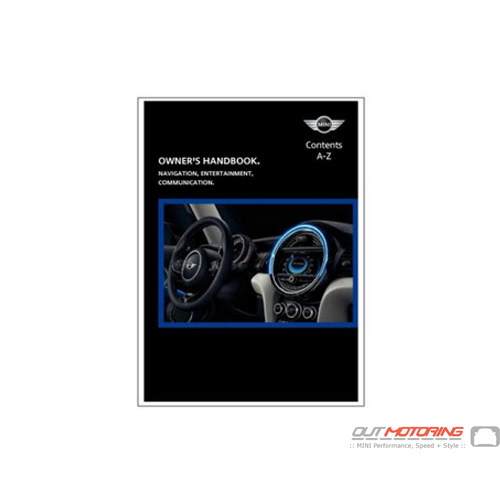 01402972400 mini cooper user manual navigation information f54 5 6 rh outmotoring com Stanced Mini Cooper Stanced Mini Cooper