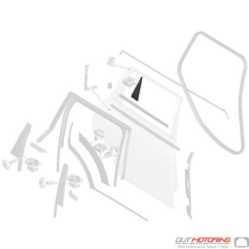 Corner Molding: Interior: Right