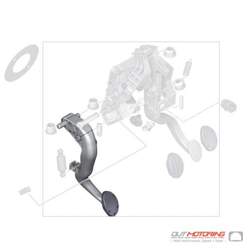 Clutch Pedal Arm