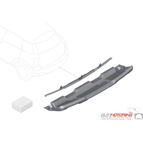 Trim Cover: Rear: Off Road Design