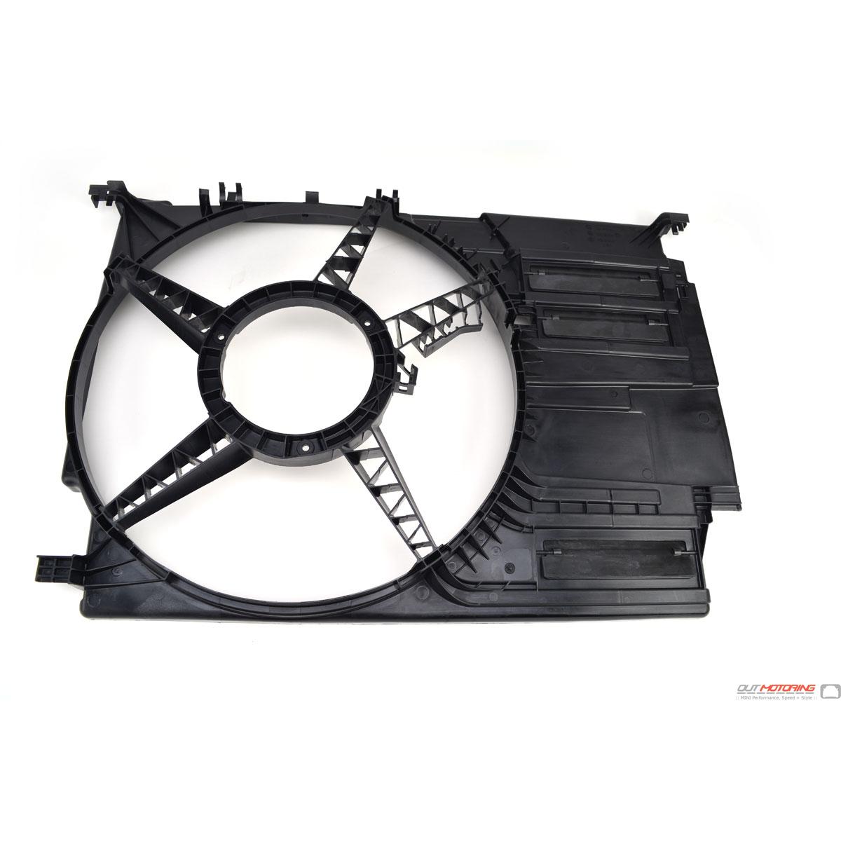 17427637189 MINI Cooper Replacement Fan Shroud