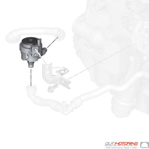 Coolant Pump: Electric