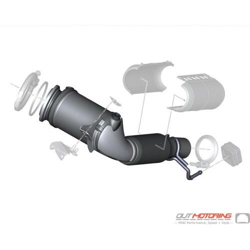 Catalytic Converter JCW