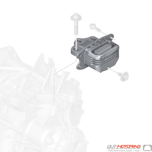 Transmission Mount: Automatic