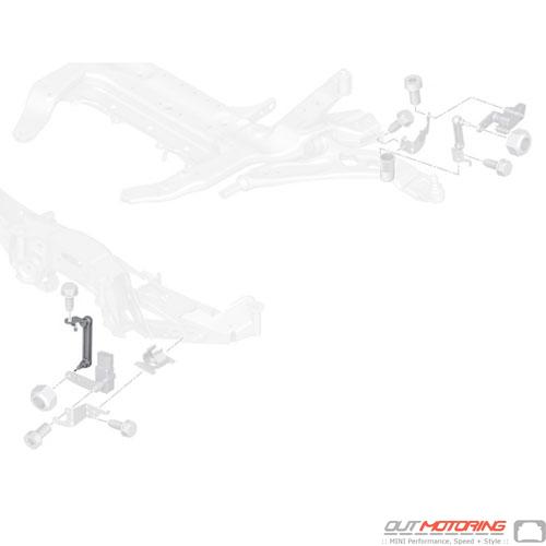 Control Rod: Rear