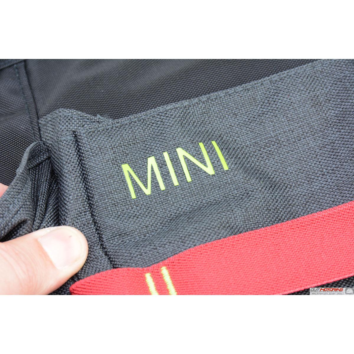 51912240319 MINI Cooper Trunk Ledge Protection Film