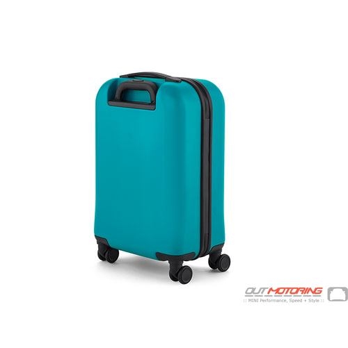 MINI Cabin Trolley Suitcase: Aqua