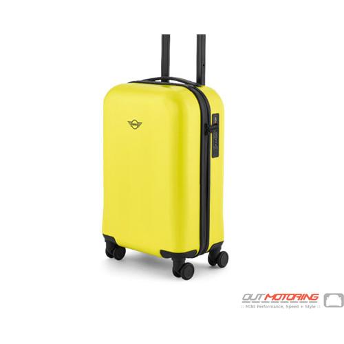 MINI Cabin Trolley Suitcase: Lemon