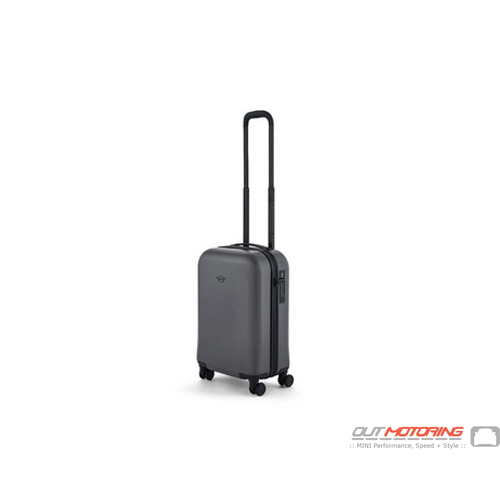 MINI Cabin Trolley Suitcase: Grey
