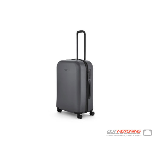 MINI Trolley Suitcase: Grey