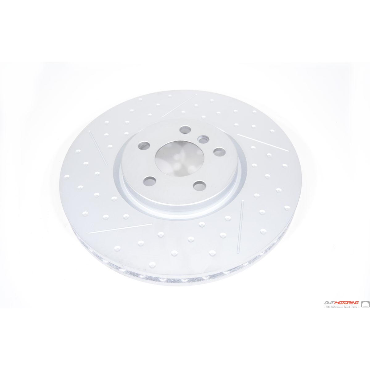 34106864133 MINI Cooper Replacement Brake Disc/Rotor