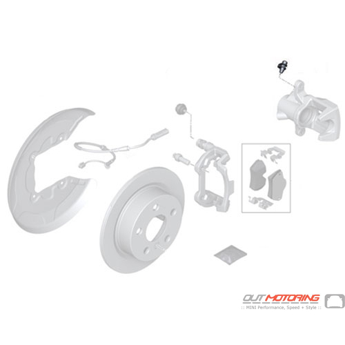 Ventilation Valve Repair Kit