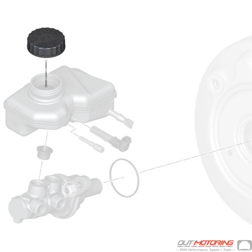Lid/Lock: Expansion Tank