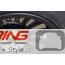 Rally Spoke Wheels + Tires: Orbit Grey