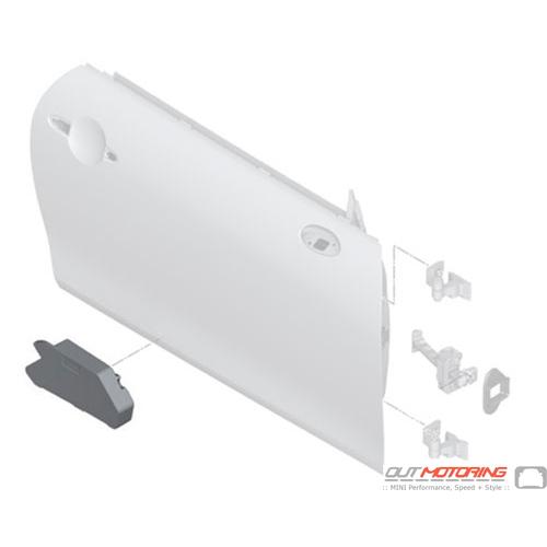 Door Crashpad: Front Right