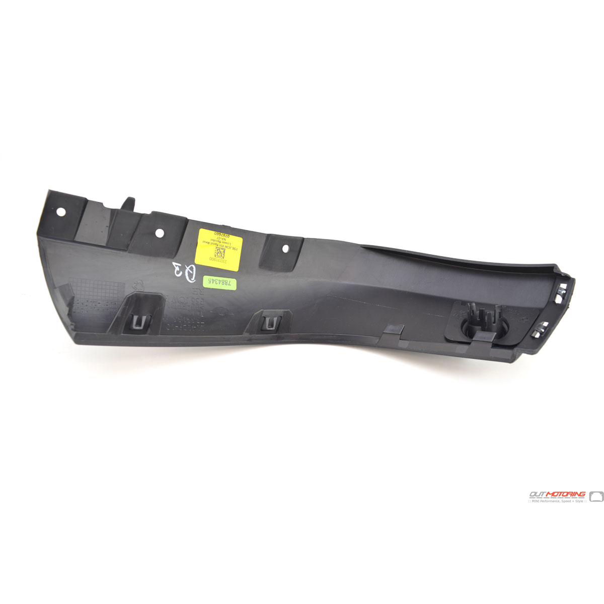 51627382180 MINI Cooper Replacement Black Band: Rear Lower