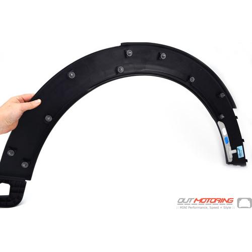 Wheel Arch Trim: JCW Pro: Front: Left