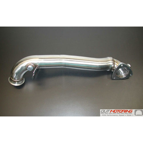RD Downpipe: Catless: G2