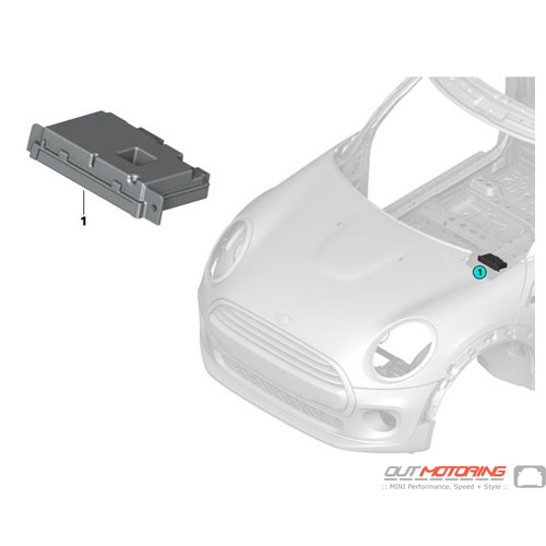 ECU for Camera-Based Driver Support