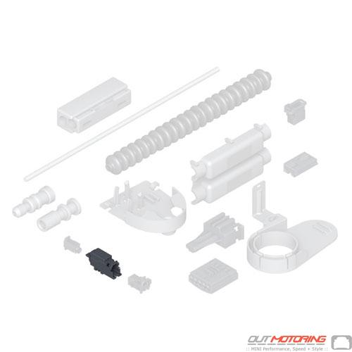 61136982217 Mini Cooper Replacement Duct For Fiber-optics Cable