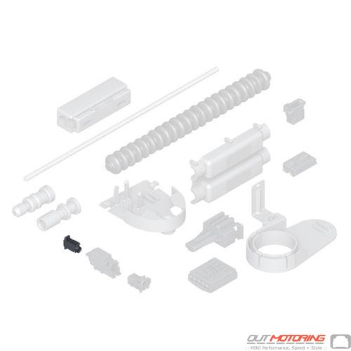 Fiber-Optics Cable: Terminal Pin Housing