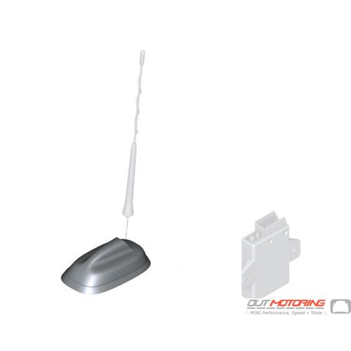 Roof Antenna: AM/FM