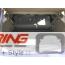 Load Floor + Storage Compartment Kit: F55