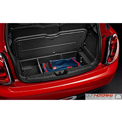 Load Floor + Storage Compartment Kit: F55