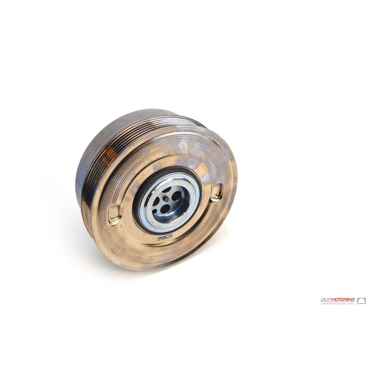 11238638614 MINI Cooper Vibration Crank Pulley