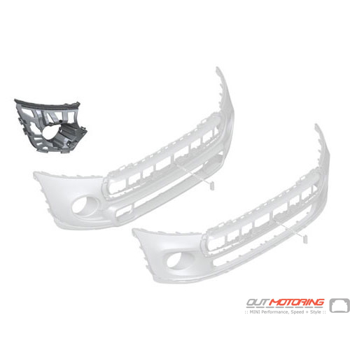Fog Lamp Support: Right