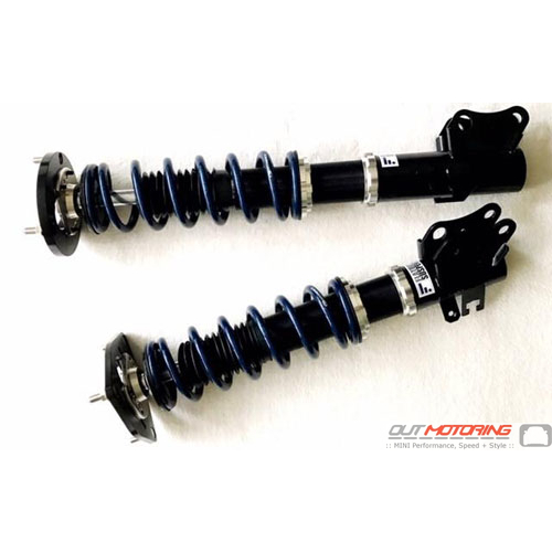 Flatout Suspension: SR52 Coilover Kit: Gen 1