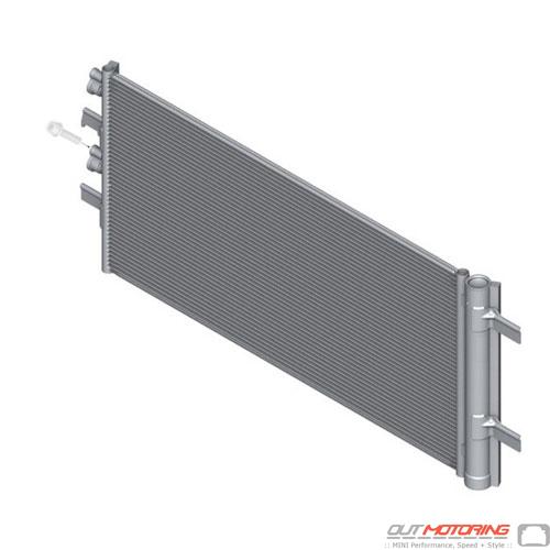 Condenser Air Conditioning W/ Drier JCW