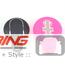 Soft Touch Key Case: Pink: Gen3