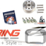 15% Supercharger Pulley Kit (5pc)