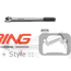 "1/2"" Drive Torque Wrench: 25-250 ft.-lb."