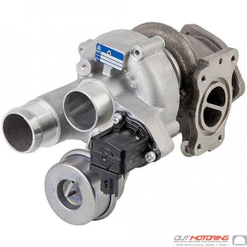 Turbo Charger: K03