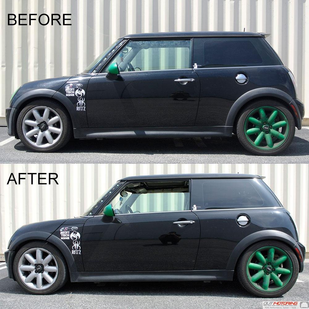 Mini Cooper Convertible For Sale >> Megan Racing MINI Cooper Lowering Springs: R50/2/3 - MINI Cooper Accessories + MINI Cooper Parts
