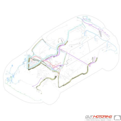 Airbag System: Repair Wiring