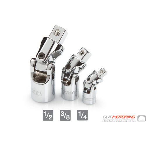 Universal Joint Set: 3-Piece