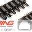 1/4, 3/8 Inch Drive Tamper-Resistant Star Bit Socket Set: 13-Piece
