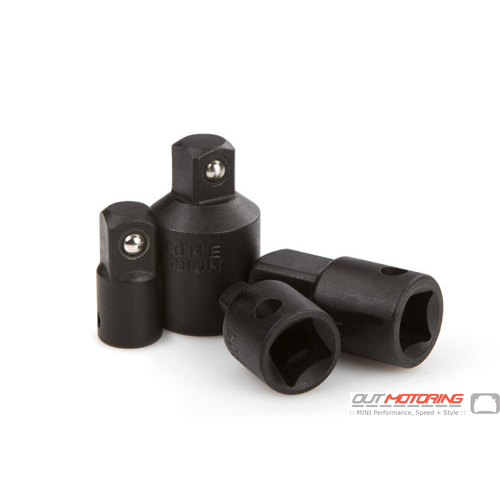Impact Adapter and Reducer Set: 4-Piece
