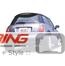 Borla Exhaust: R52+R53 'S': Race