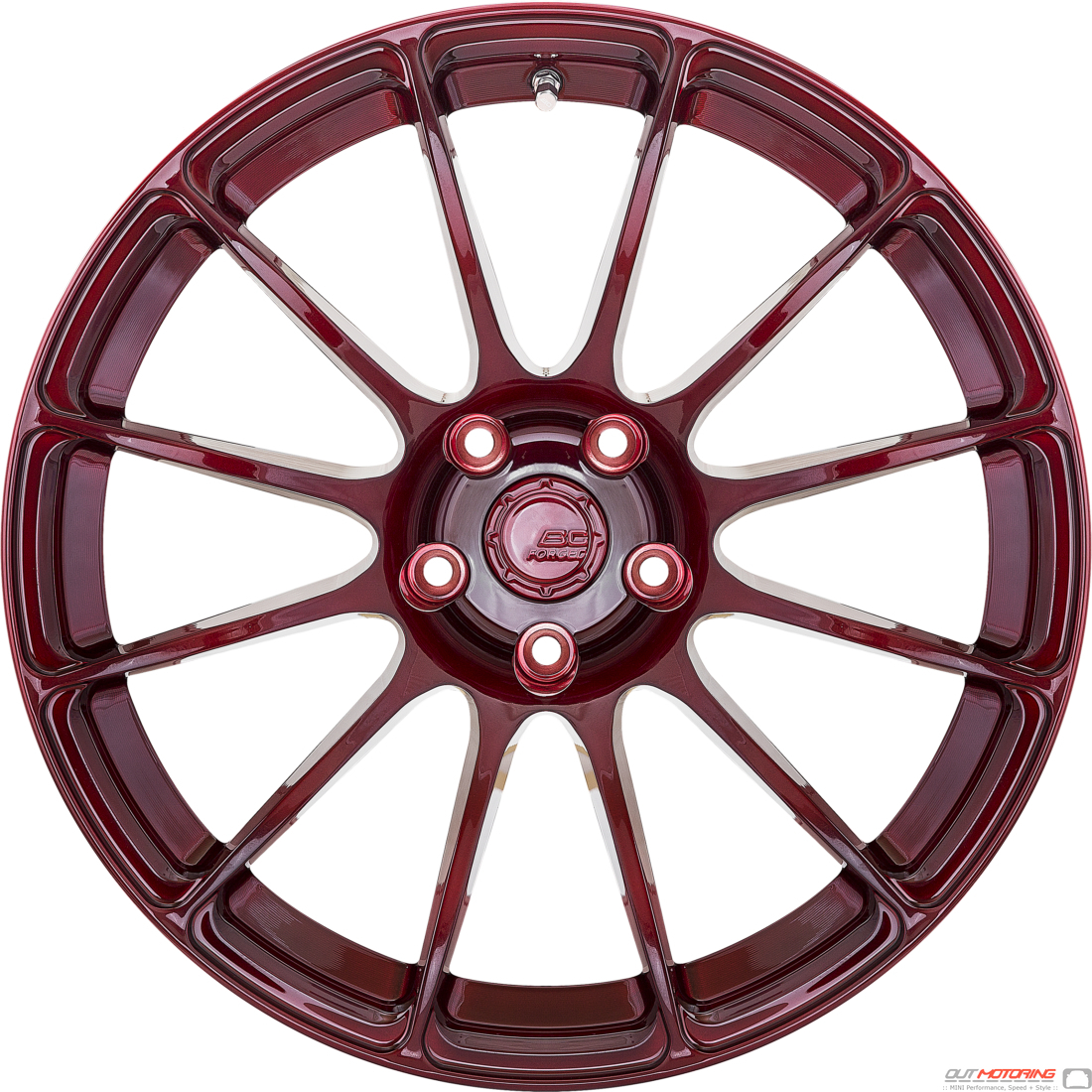 BC Forged Monoblock Forged Wheel: RS43