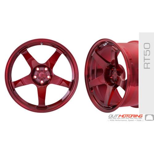 BC Forged Monoblock Wheel: RT50
