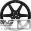 BC Forged Monoblock Wheel: RT51