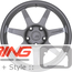 BC Forged Monoblock Wheel: RT52
