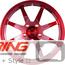 BC Forged Monoblock Wheel: RT53