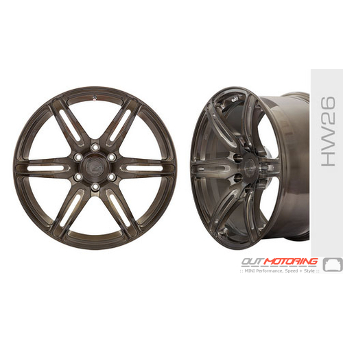 BC Forged Monoblock Wheel: HW26