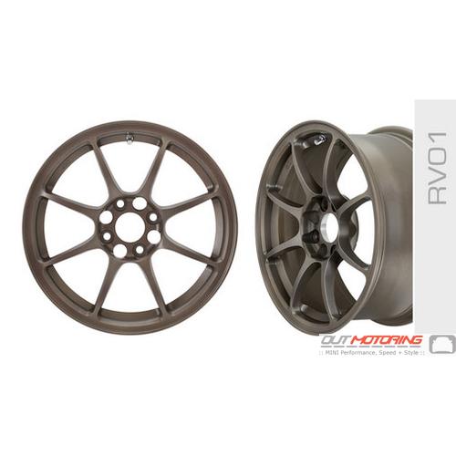 BC Forged Monoblock Wheel: RV01