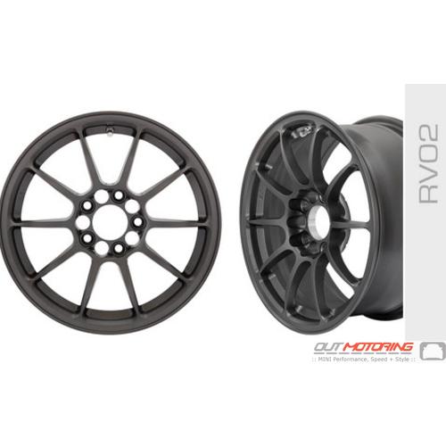 BC Forged Monoblock Wheel: RV02